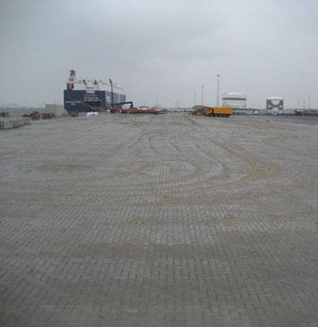 Hanze Terminal Zeebrugge